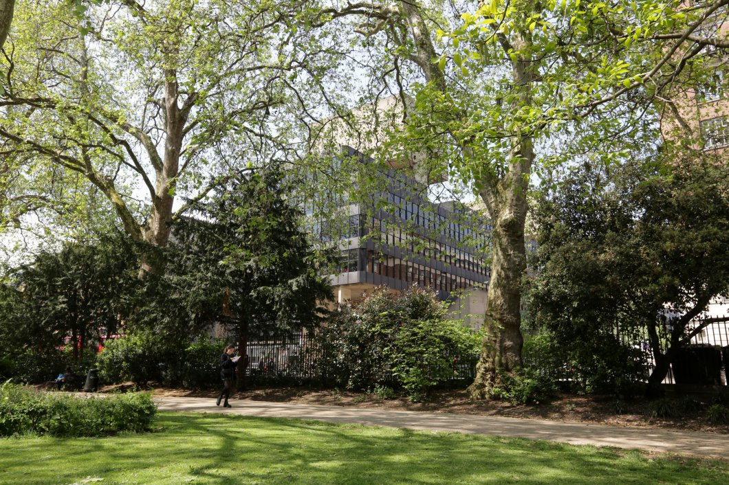 IALS from Russell Square
