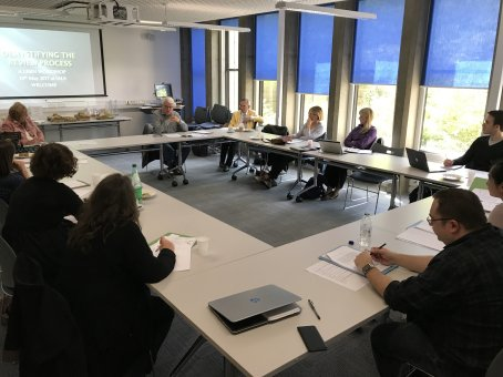 LERN workshop 10th May 2017: Demystifying the Review Process (Used by academic journals)