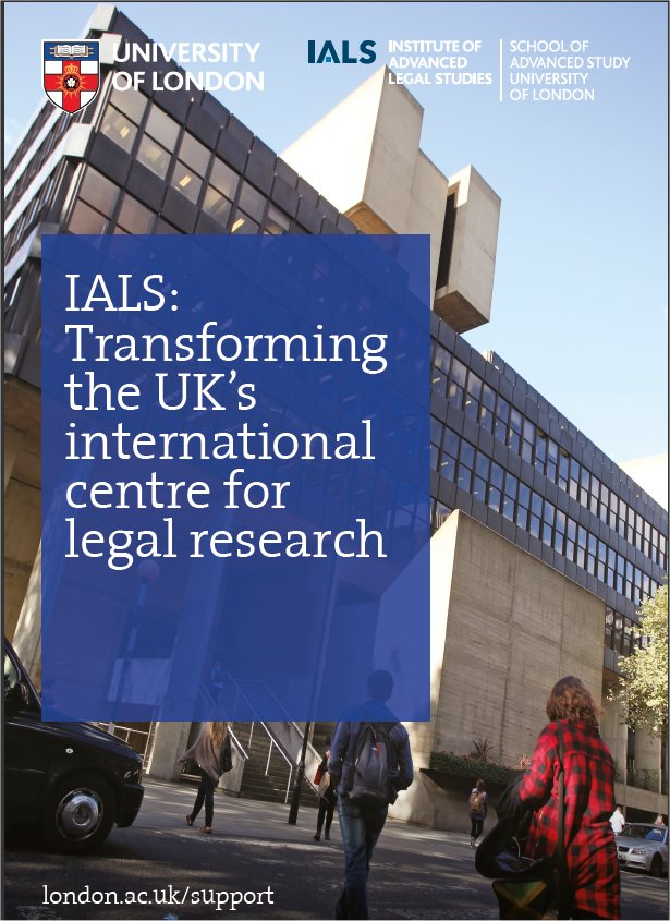 IALS Transformation Project brochure