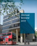 IALS Annual Review 2017 cover