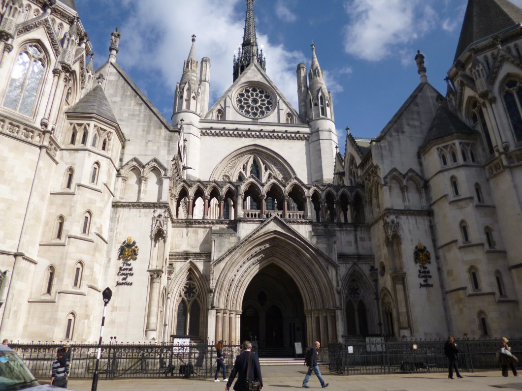 Friend of the Court - Royal Courts of Justice