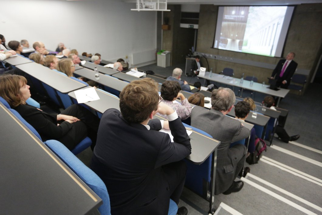 Audience at the Sir William Dale Memorial Lecture 2015