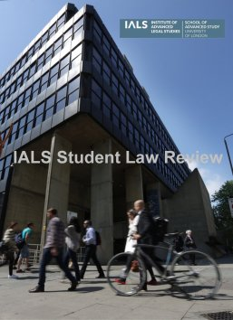 IALS Student Law Review