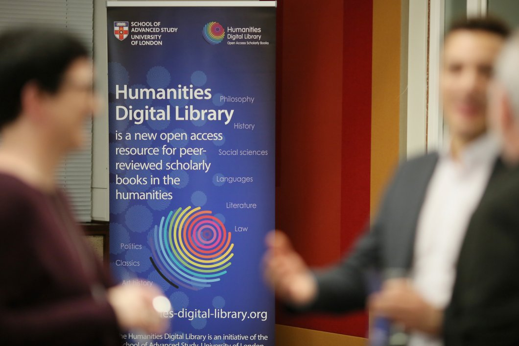 Launching the Humanities Digital Library