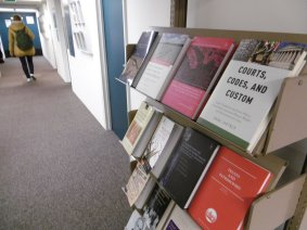 New books at IALS Library