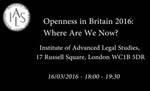 Openness in Britain 2016 caption