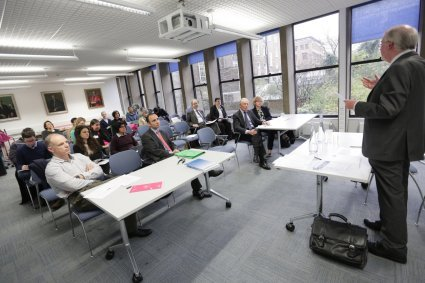 1st IALS Law Reform Project workshop: Tuesday 24 November 2015