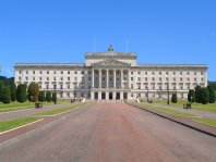 Picture of the Stormont Northern Ireland