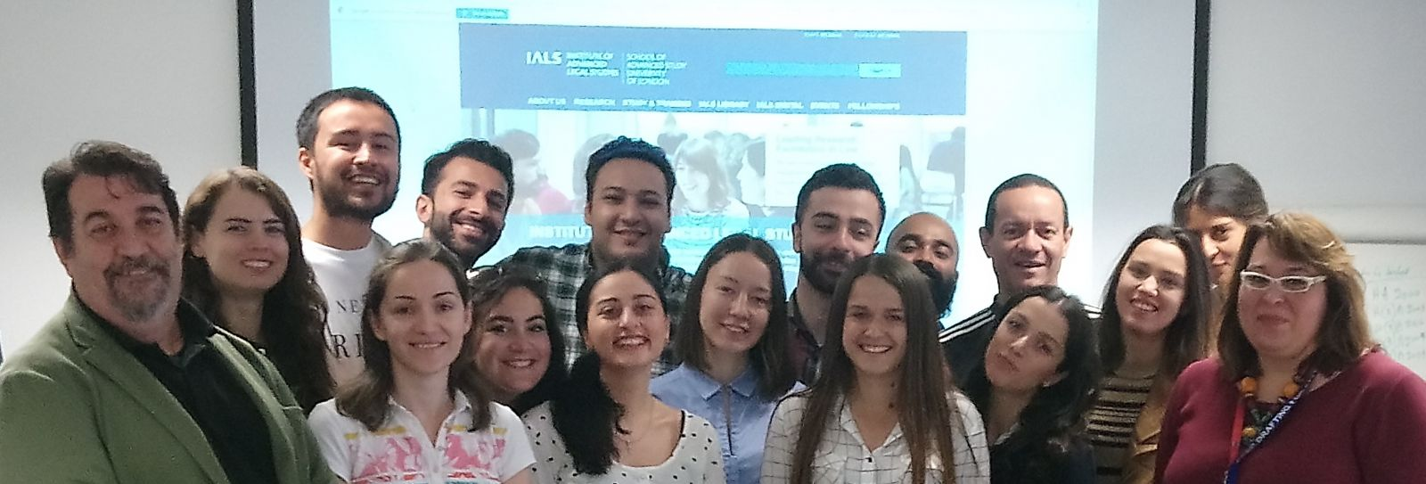 Picture of EUPADRA students academic year 2017/2018