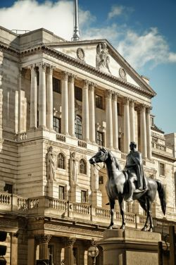 Picture of the Bank of England