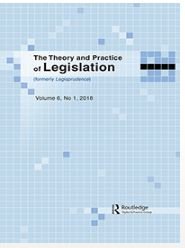 Theory and Practice of Legislation Vol 6 Issue 1 2018 cover